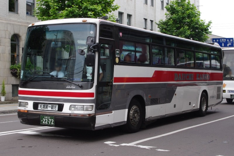 2010年8月9日 小樽市内 撮影:MAPBUS