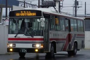 2013年11月10日 中央バス滝川ターミナルにてみよえ撮影