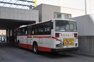 2010年4月24日 旭川ターミナル 撮影:OTB
