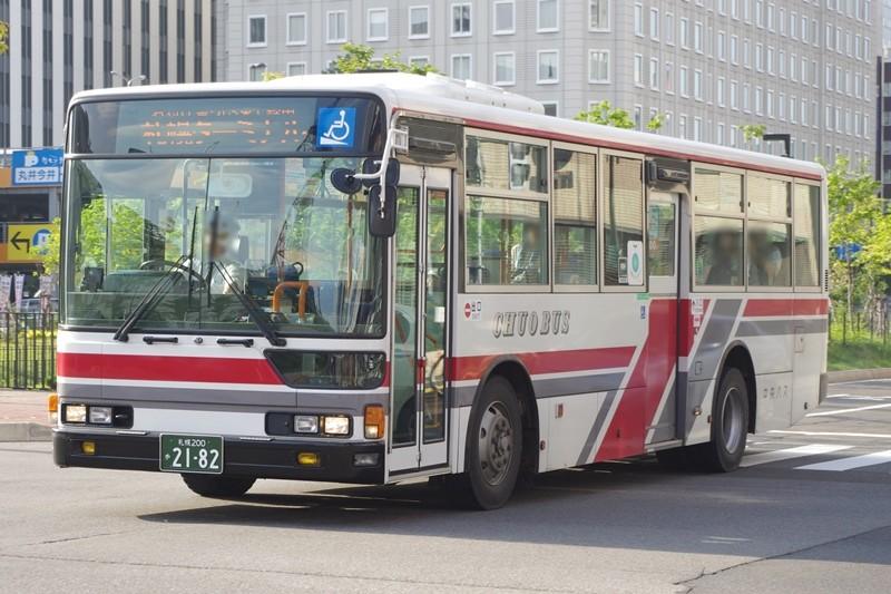 2012年8月18日 札幌市内 撮影:MAPBUS