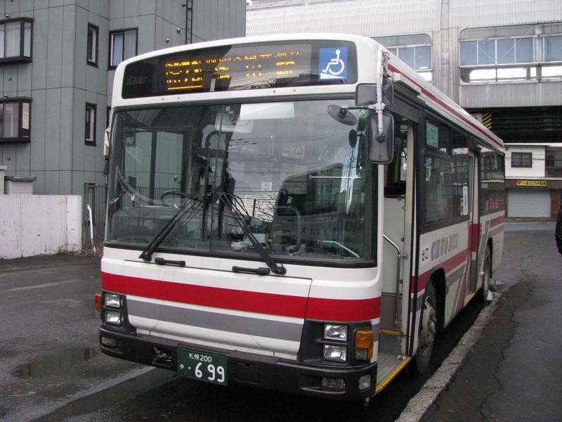 2009年12月6日 澄川駅 撮影:OTB