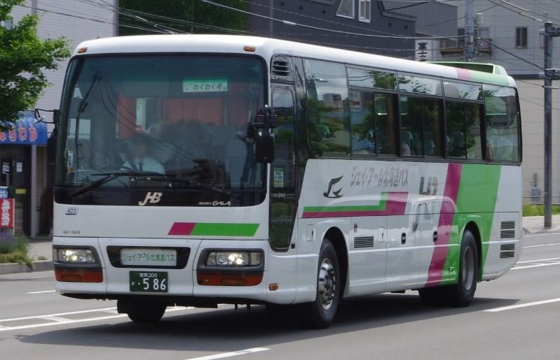 2010年7月3日 札幌市内 撮影:MAPBUS
