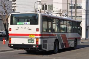 2014年4月7日 札幌ターミナル 撮影:OTB