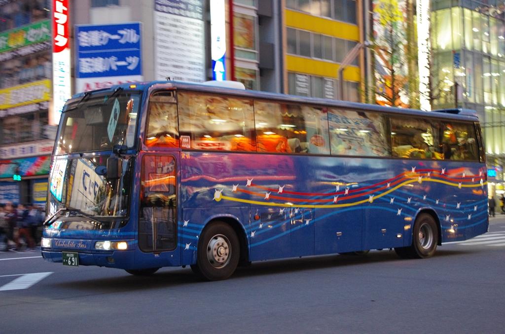 2014年4月13日 東京都千代田区内 撮影:MAPBUS