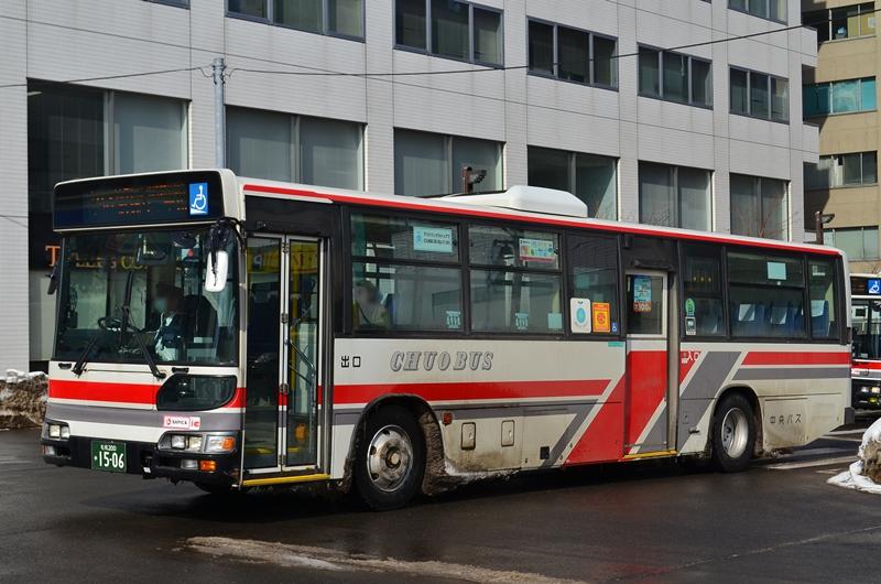 2014年3月 札幌都心 撮影:KL-HU2PMEE様(提供画像)