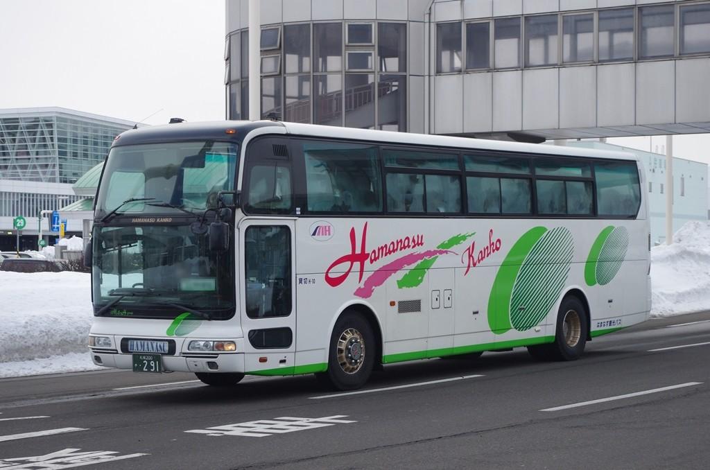 2014年3月11日 新千歳空港 撮影:MAPBUS