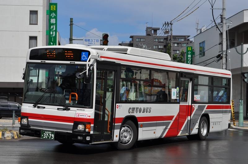 2014年9月 小樽市内 撮影:OTB