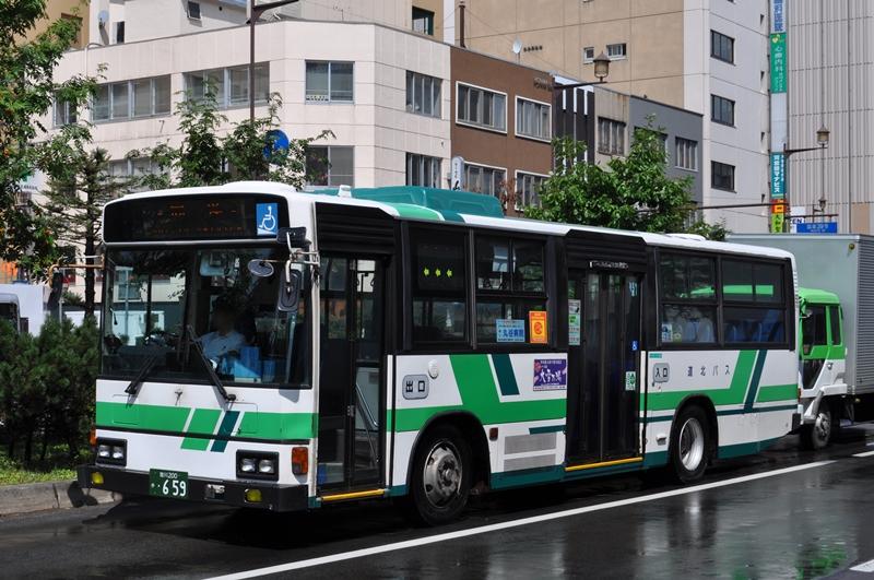 2014年8月23日 旭川市内 撮影:OTB