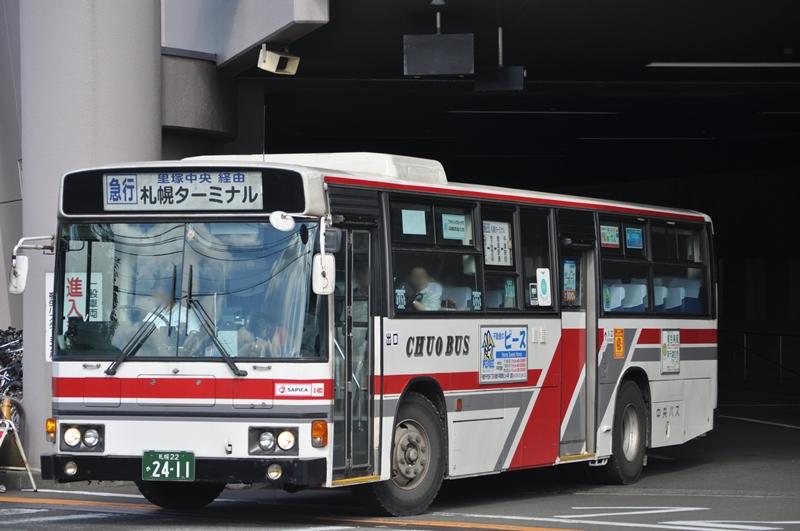 2014年8月26日 福住駅 撮影:OTB
