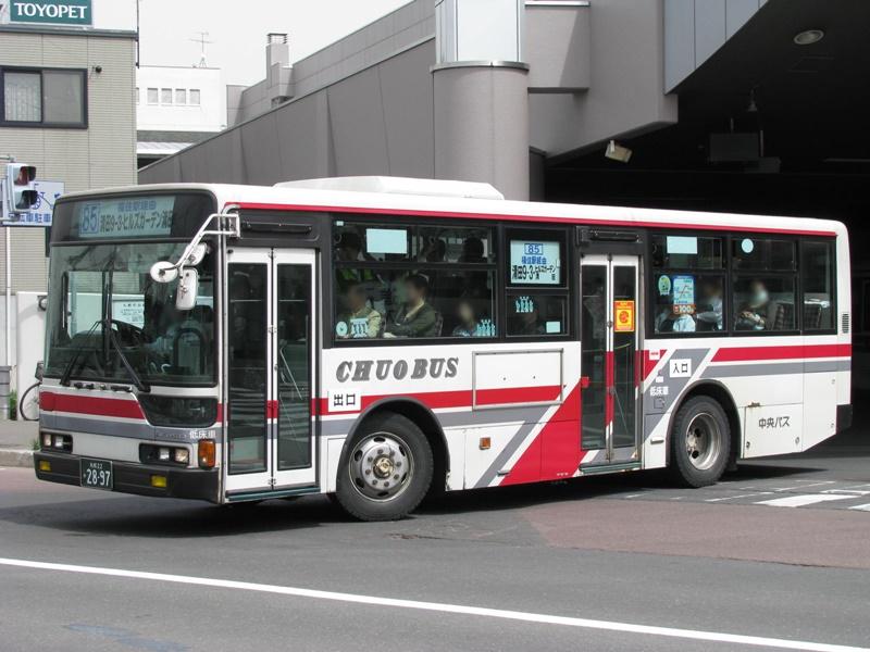 2008年5月4日 福住駅 撮影:OTB