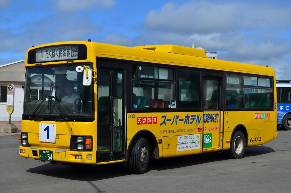 2013年8月26日 釧路駅 撮影:HU2PMEE
