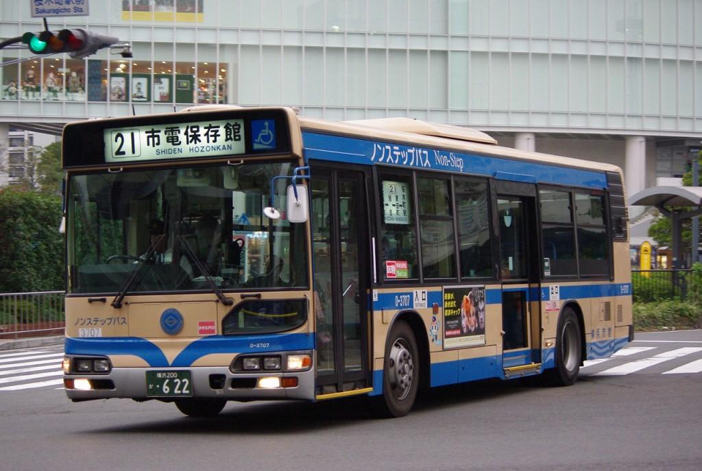 2011年11月28日 桜木町駅 撮影:HU2PMEE