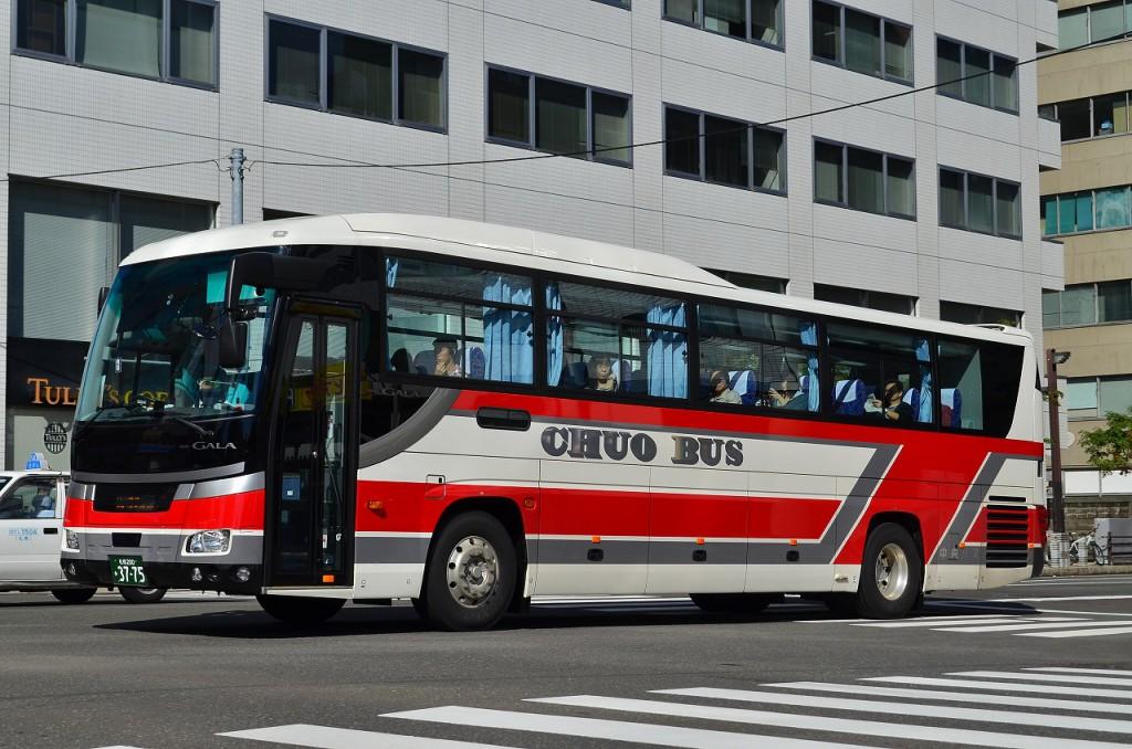 2014年9月20日 札幌市内 撮影:HU2PMEE