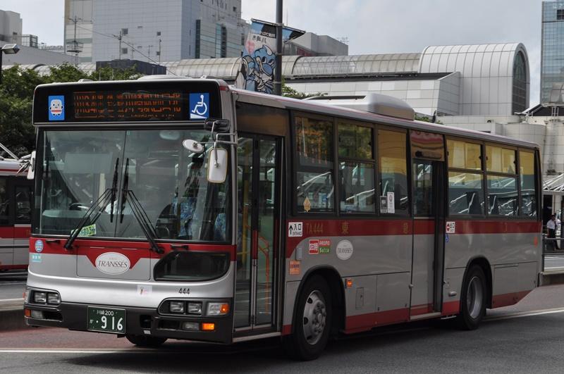 2013年9月4日 川崎駅 撮影:OTB