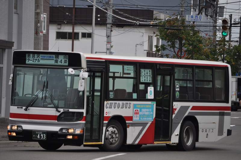2015年8月10日 岩見沢市内 撮影:OTB