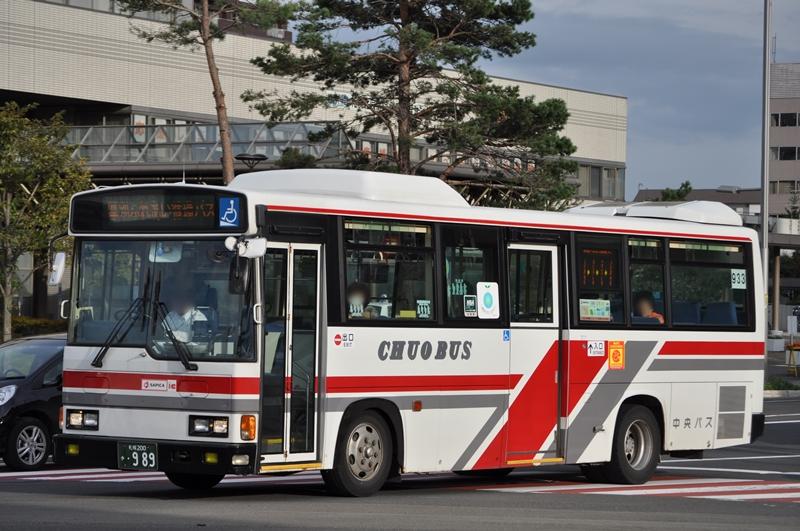 2015年9月 札幌市厚別区 撮影:OTB
