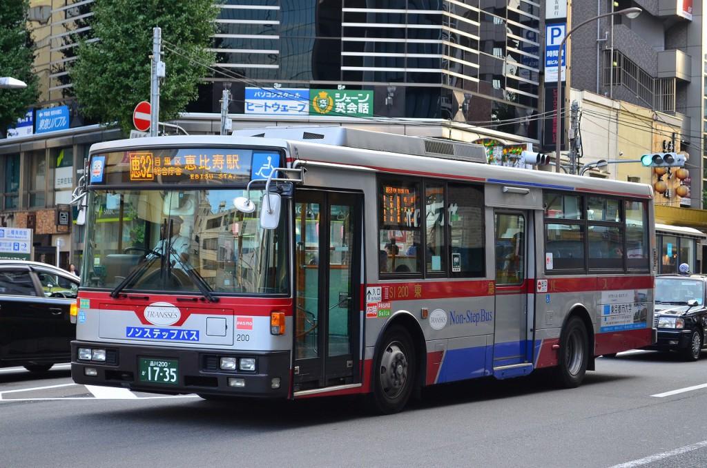 2012年10月13日 恵比寿駅 撮影:HU2PMEE