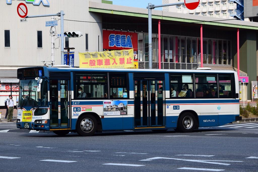2015年5月26日 海浜幕張駅 撮影:HU2PMEE