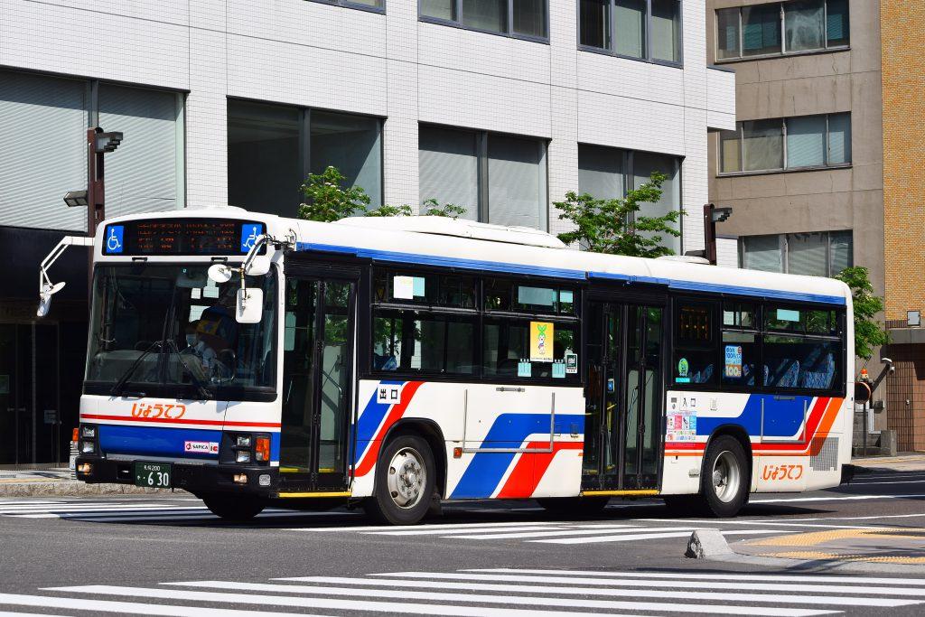 2016年5月22日 札幌市中央区内 撮影:HU2PMEE
