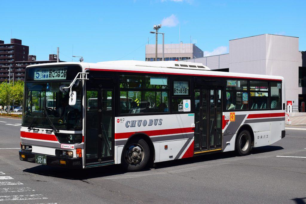 2015年5月31日 新札幌駅 撮影:HU2PMEE