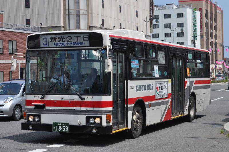 2010年8月 小樽市内 撮影:OTB