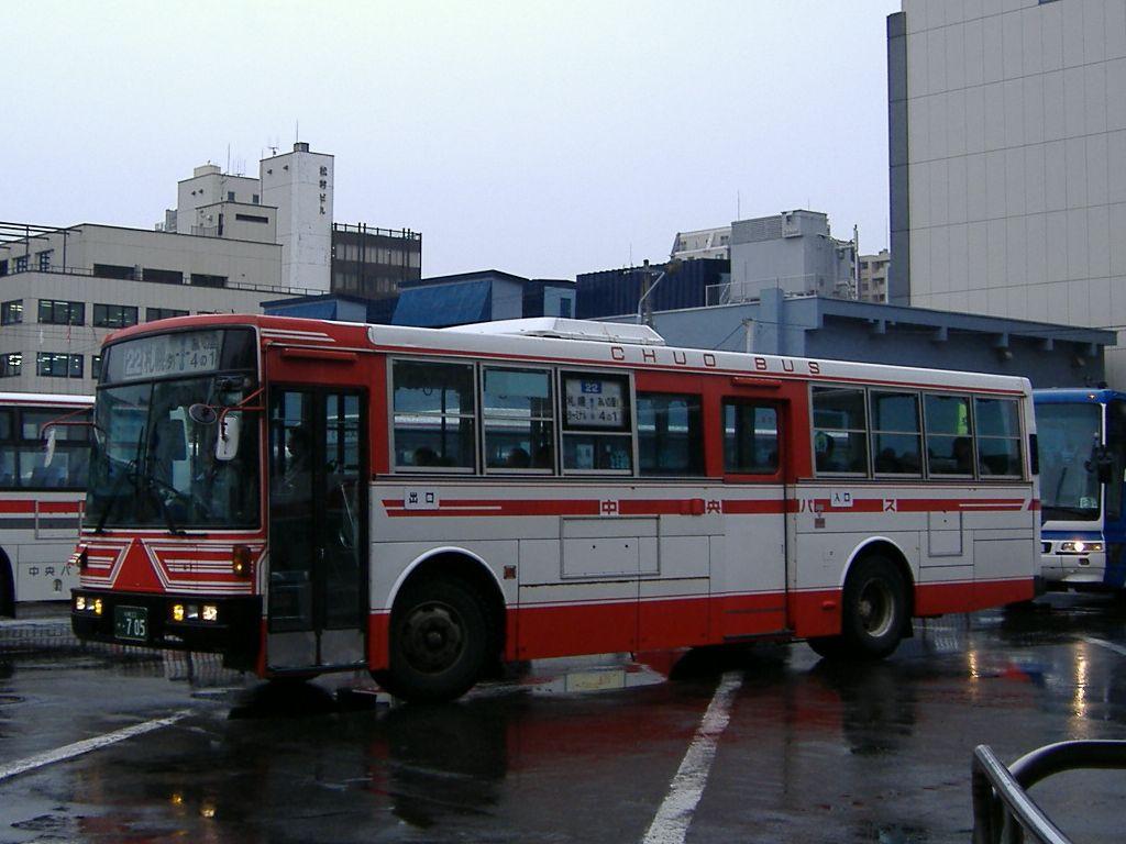 2006年9月 札幌ターミナル 撮影:OTB
