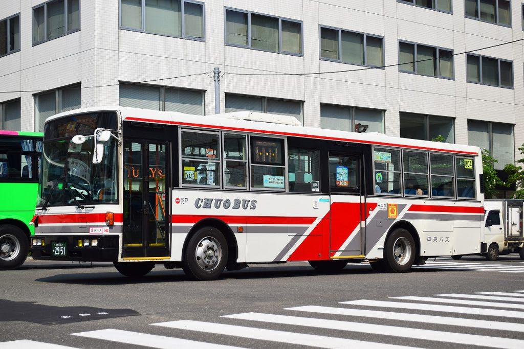 2016年5月21日 札幌市中央区内 撮影:HU2PMEE