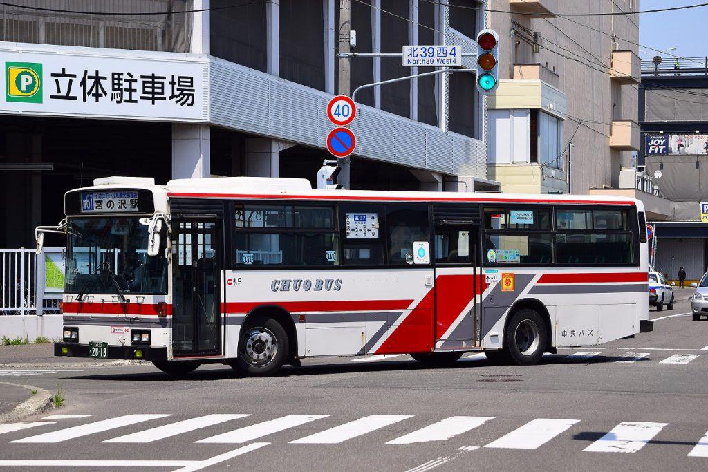 2016年5月23日 麻生バスターミナル 撮影:HU2PMEE