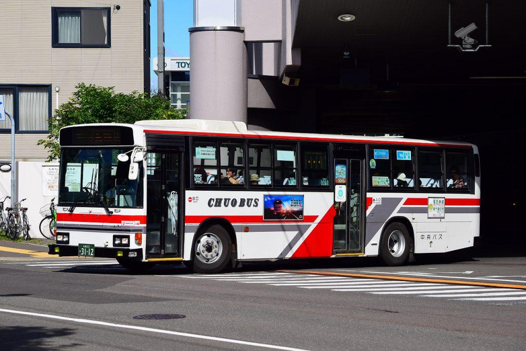 2016年8月29日 福住駅 撮影:HU2PMEE