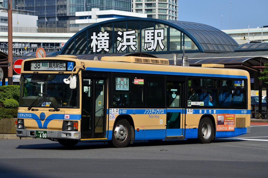 2014年5月2日 横浜駅 撮影:HU2PMEE