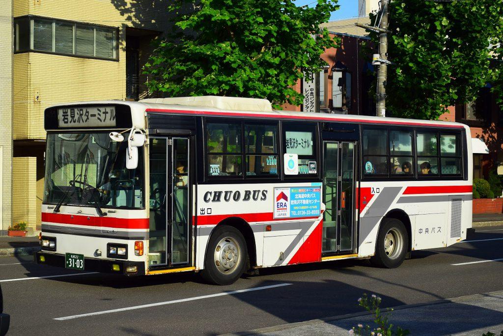 2016年9月1日 岩見沢市内 撮影:HU2PMEE